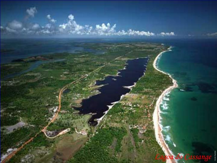 Lagoa do Cassange