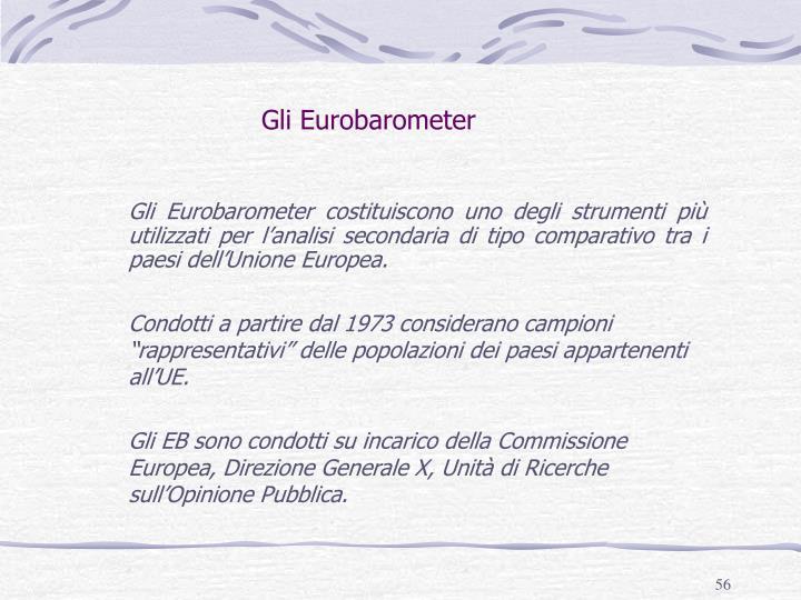 Gli Eurobarometer