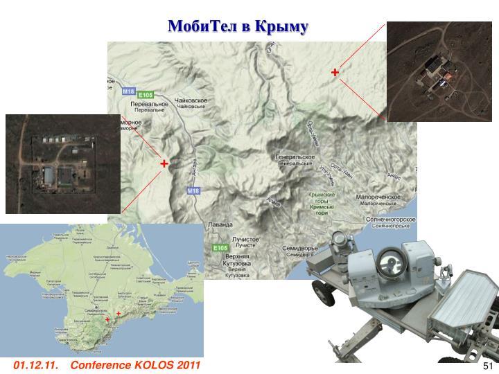 МобиТел в Крыму