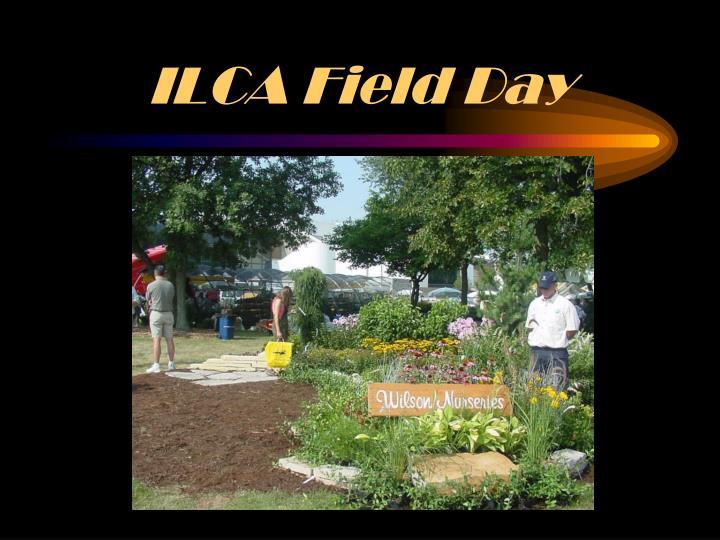 ILCA Field Day
