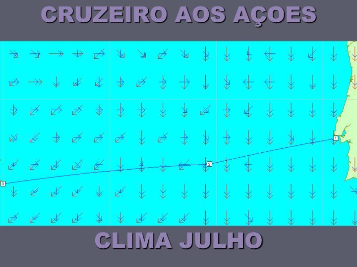 CRUZEIRO AOS AÇOES