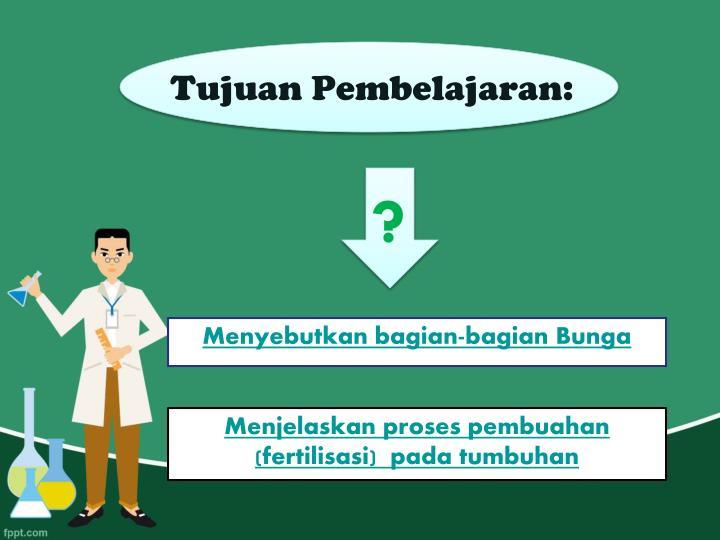 Tujuan Pembelajaran:
