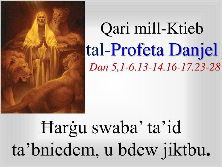 Qari mill-Ktieb
