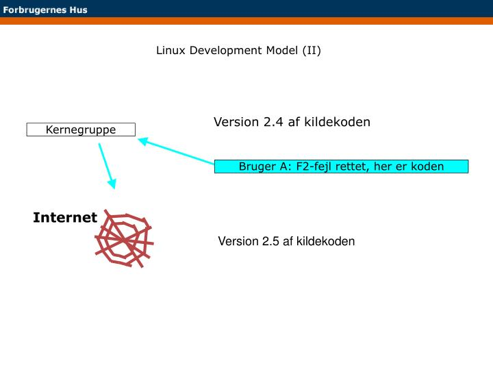 Linux Development Model (II)