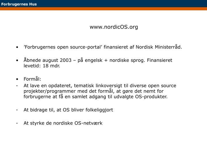 www.nordicOS.org