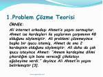 1 problem zme teorisi5