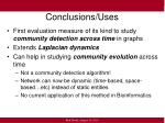 conclusions uses