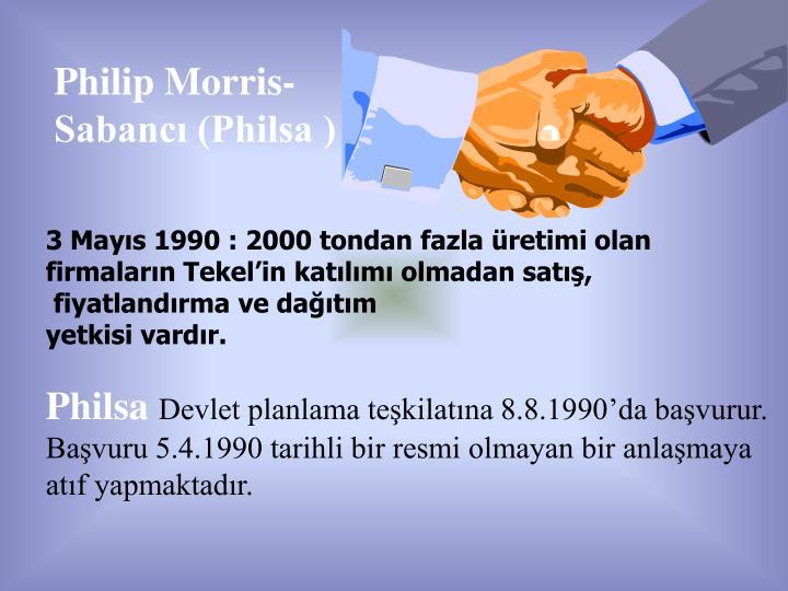 Philip Morris-