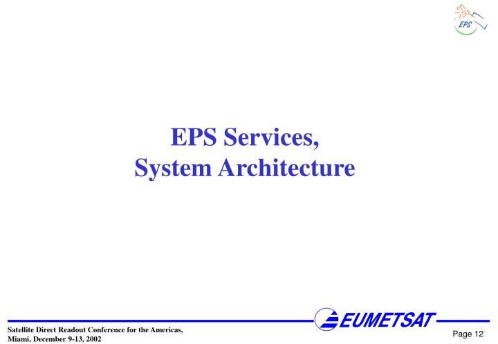 EPS Services,