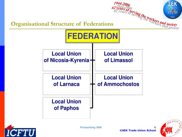 Organisational Structure of