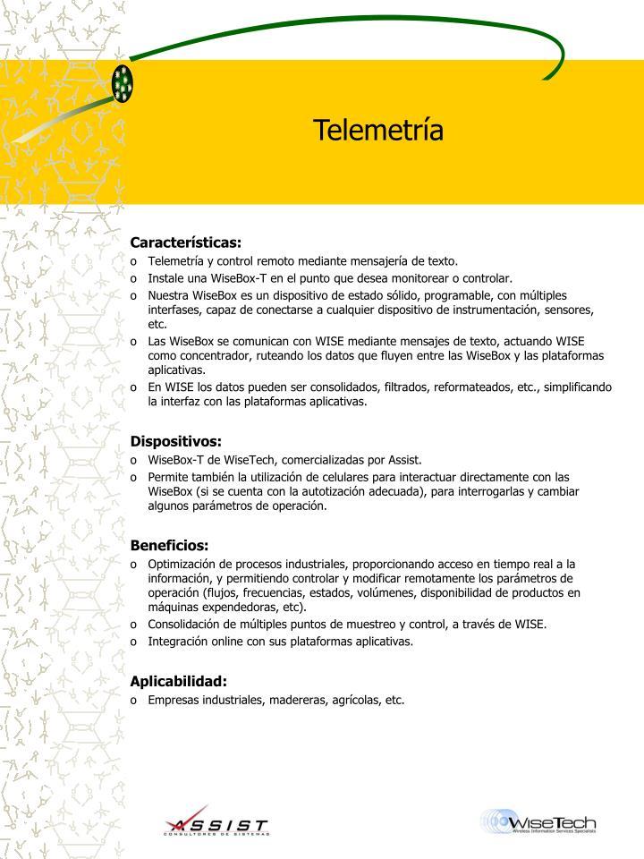 Telemetría