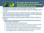 1 kerangka dasar penyusunan dan penyajian laporan keuangan kdpplk bank syariah