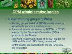 cpm administrative bodies5