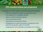 ippc standard setting work programme3