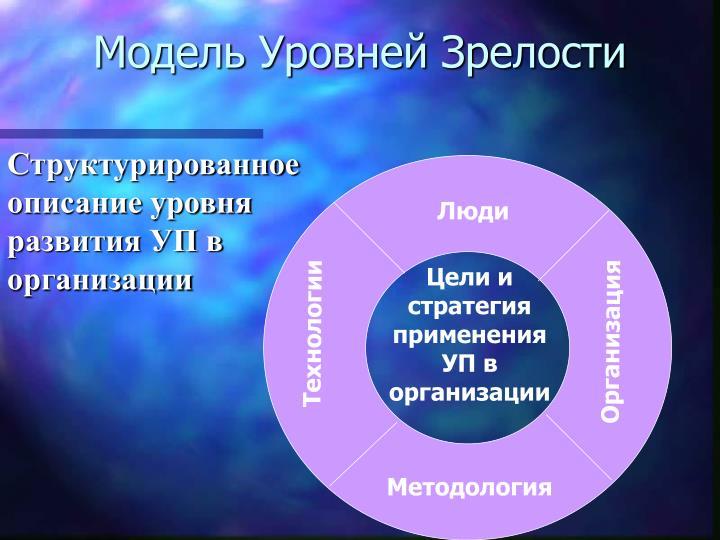Модель Уровней Зрелости
