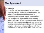 the agreement5