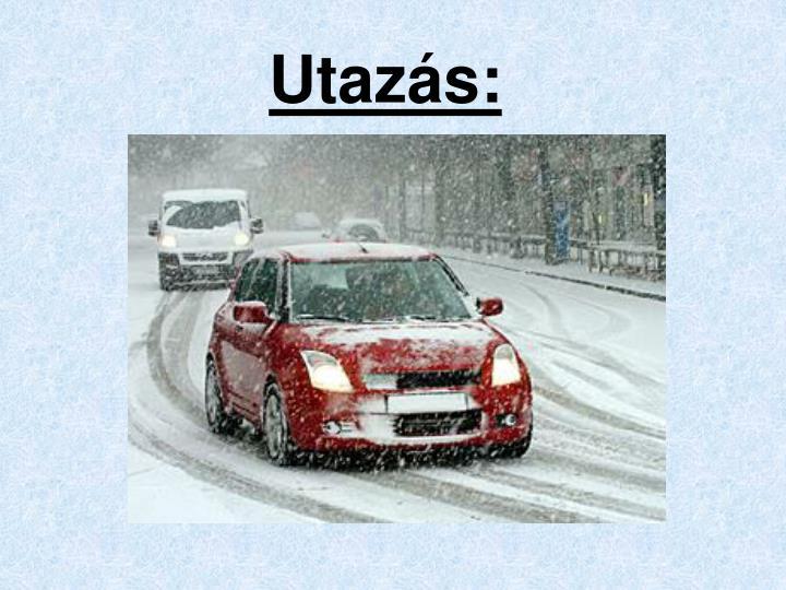 Utazs: