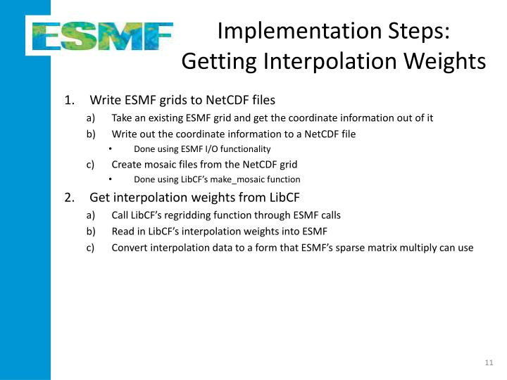 Implementation Steps: