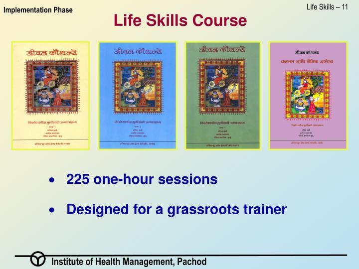 Life Skills – 11