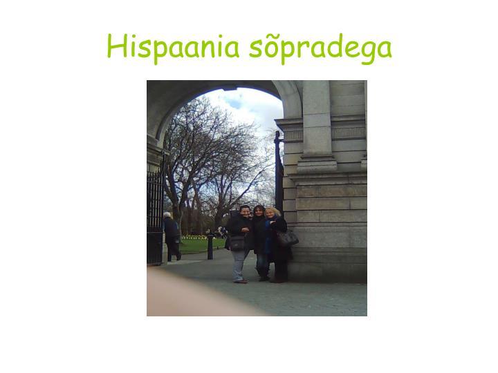 Hispaania sõpradega