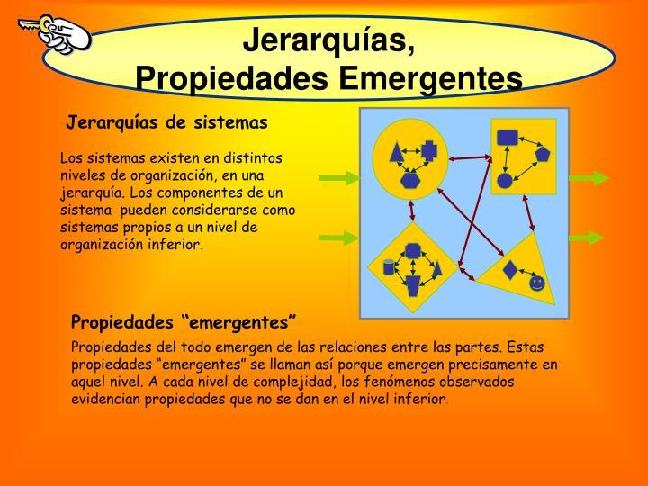 Jerarquías,