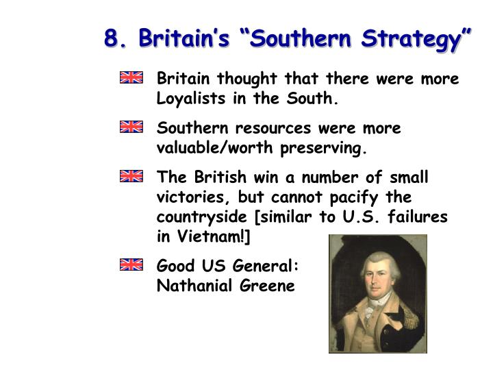 "8. Britain's ""Southern Strategy"""