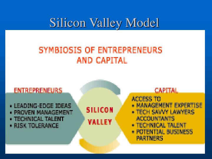 Silicon Valley Model