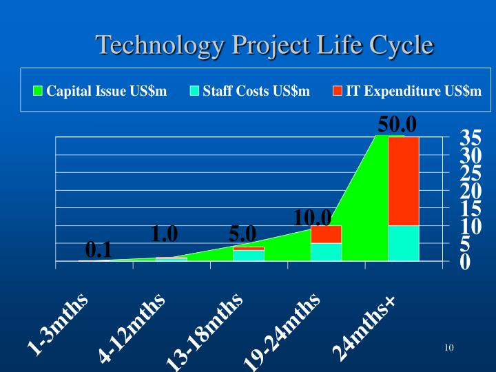 Technology Project Life Cycle