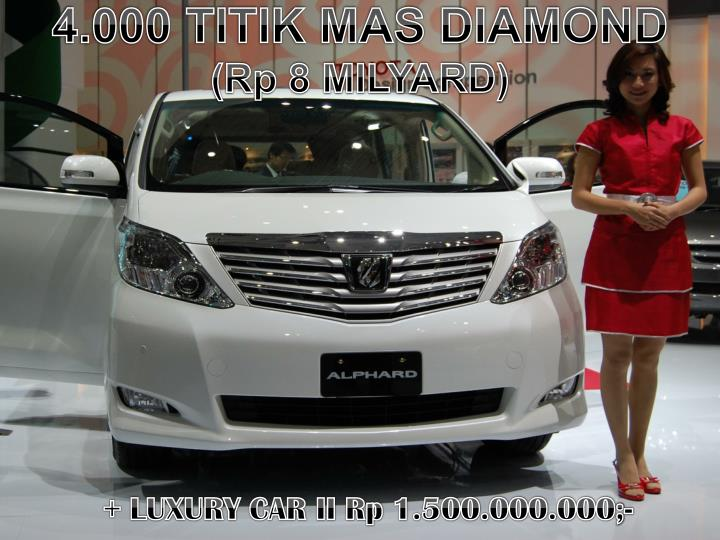 4.000 TITIK MAS DIAMOND