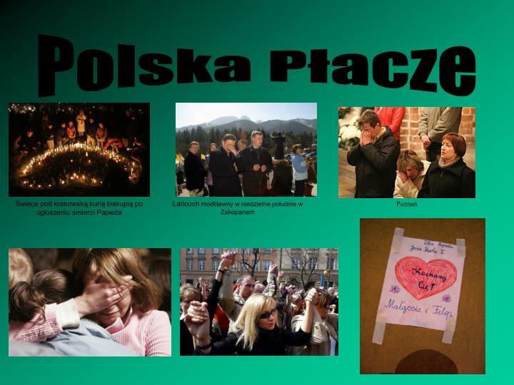 Polska Płacze