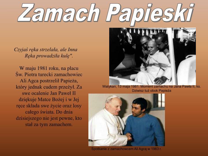 Zamach Papieski