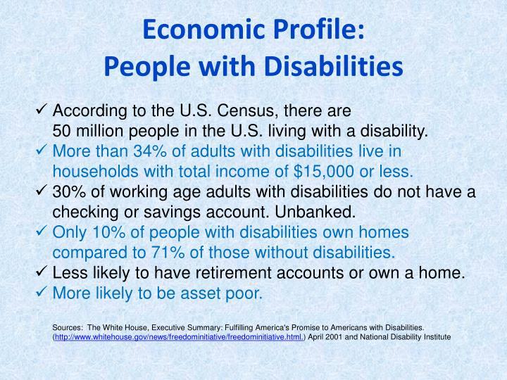 Economic Profile:
