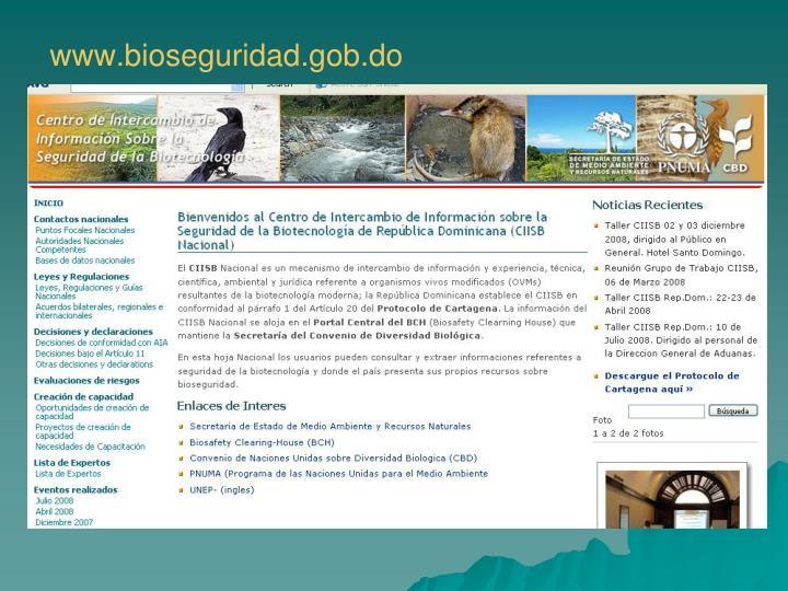 www.bioseguridad.gob.do