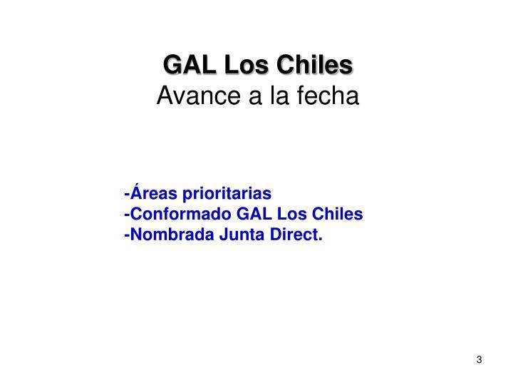 GAL Los Chiles