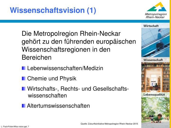 Wissenschaftsvision (1)