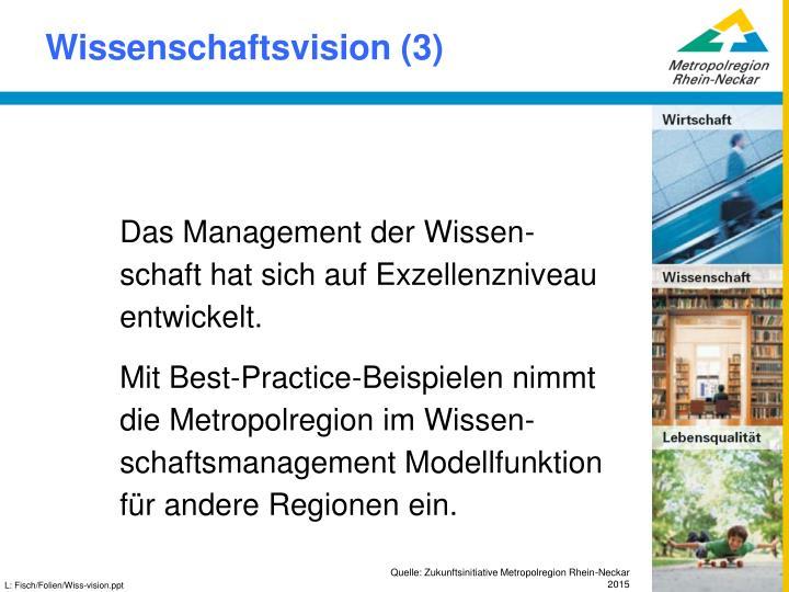 Wissenschaftsvision (3)