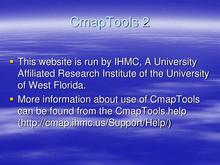 CmapTools 2