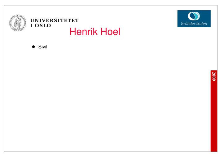 Henrik Hoel