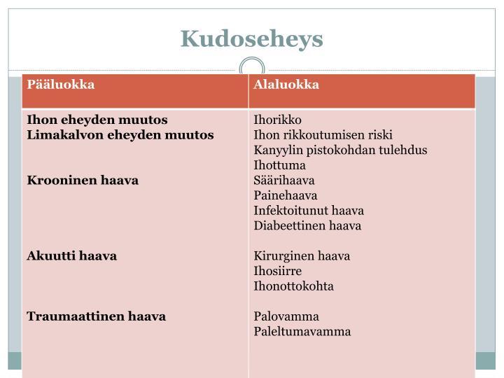 Kudoseheys