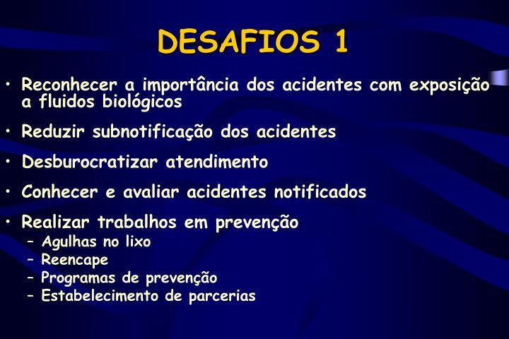 DESAFIOS 1