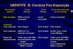 hepatite b conduta p s exposi o