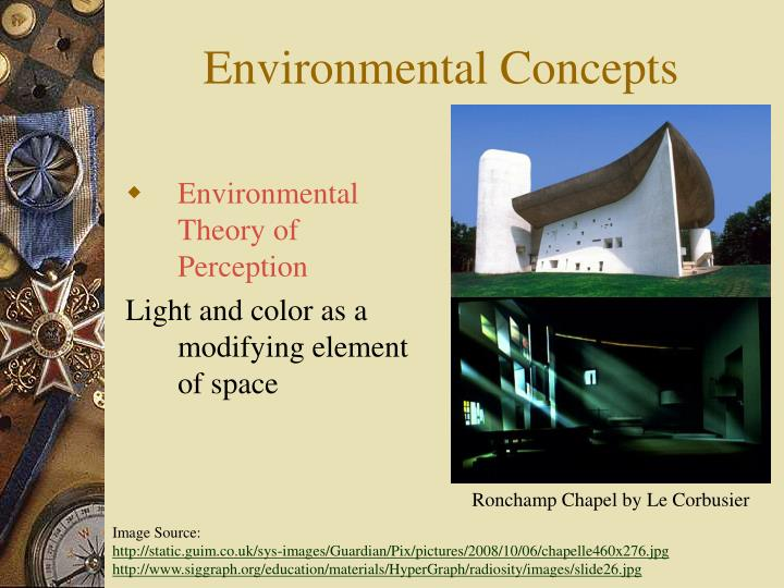 Environmental Concepts