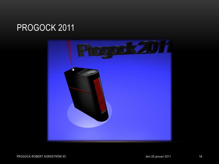 Progock 2011
