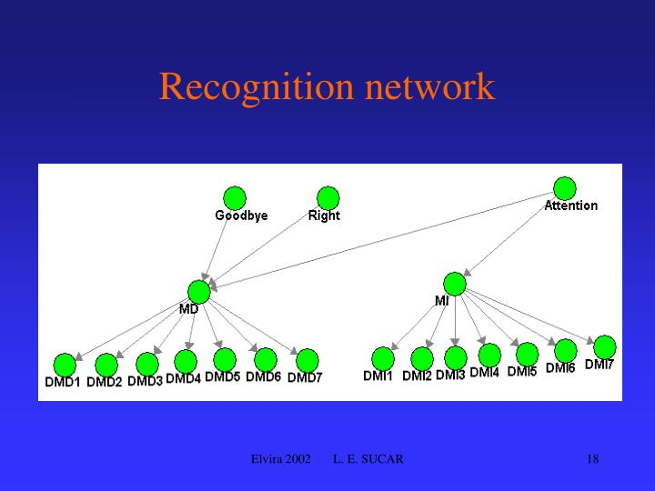 Recognition network