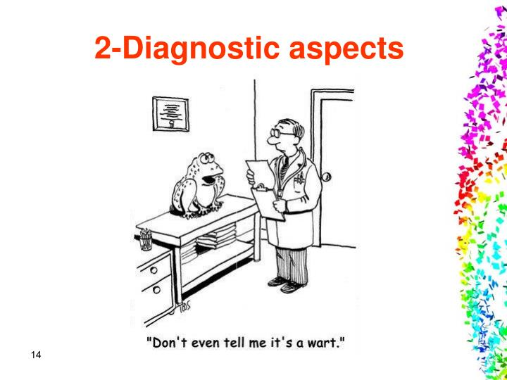 2-Diagnostic aspects