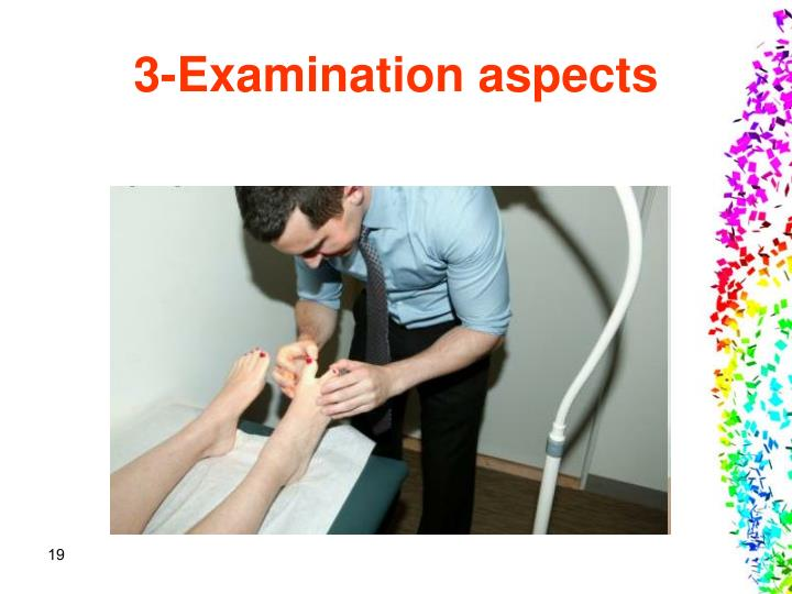 3-Examination aspects