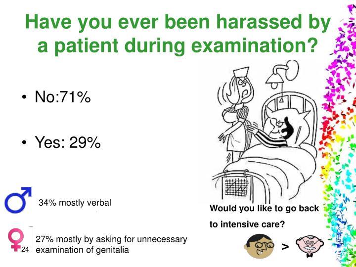 34% mostly verbal