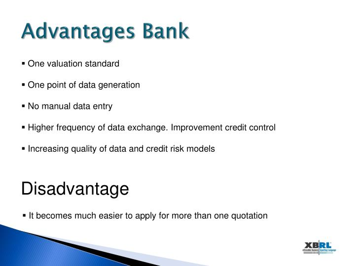Advantages Bank