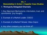 ch 7 stewardship in action i supplier case studies1