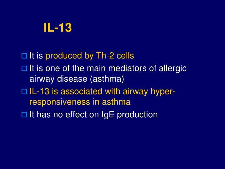 IL-13